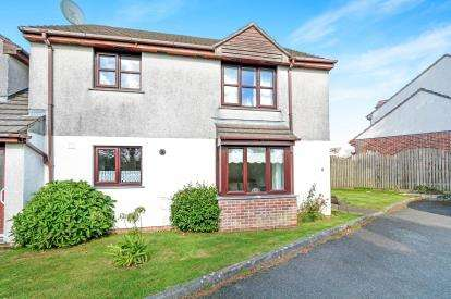 1 Bedroom Flat for sale in St. Columb, Cornwall, England