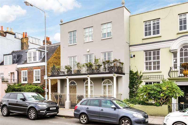 4 Bedrooms House for sale in The Terrace, London, SW13