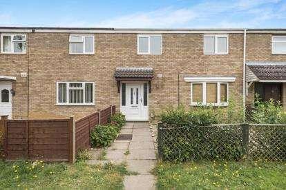 3 Bedrooms Terraced House for sale in Durham Road, Stevenage, Hertfordshire, England