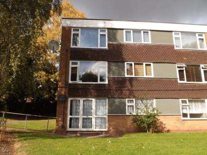 2 Bedrooms Flat for sale in Daventry Grove, Quinton, Birmingham, West Midlands