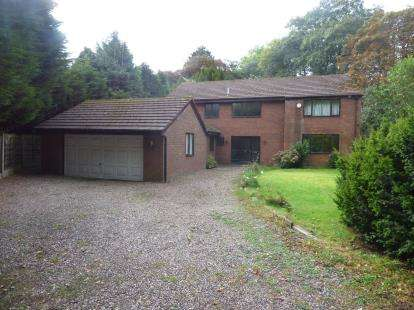 4 Bedrooms Detached House for sale in Moorwood Drive, Sale, Greater Manchester