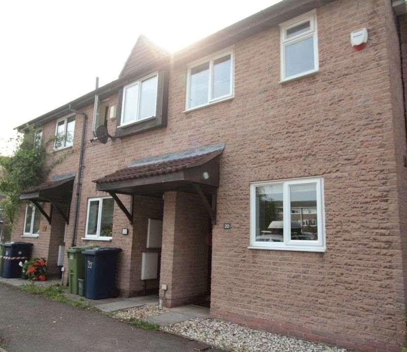 2 Bedrooms Terraced House for sale in Fitzhamon Park, Ashchurch, Tewkesbury, GL20 8JL