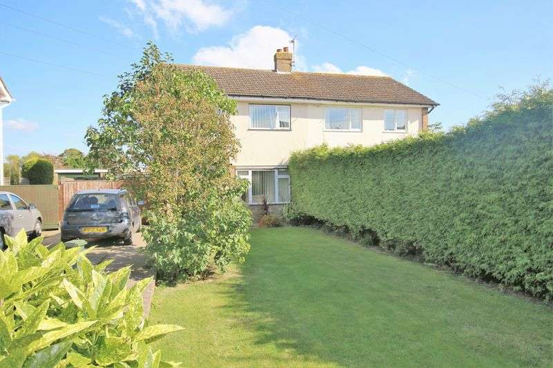 3 Bedrooms Semi Detached House for sale in Oakley
