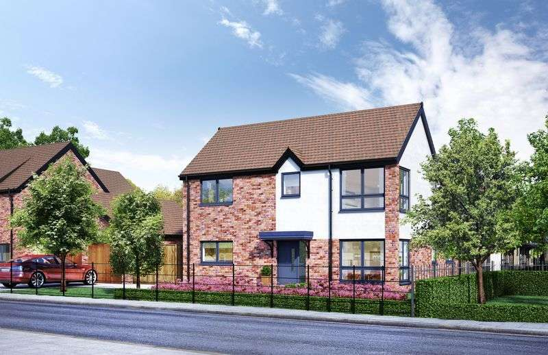 Detached House for sale in Chigwell Grove, Luxborough Lane, Chigwell, Essex, IG7