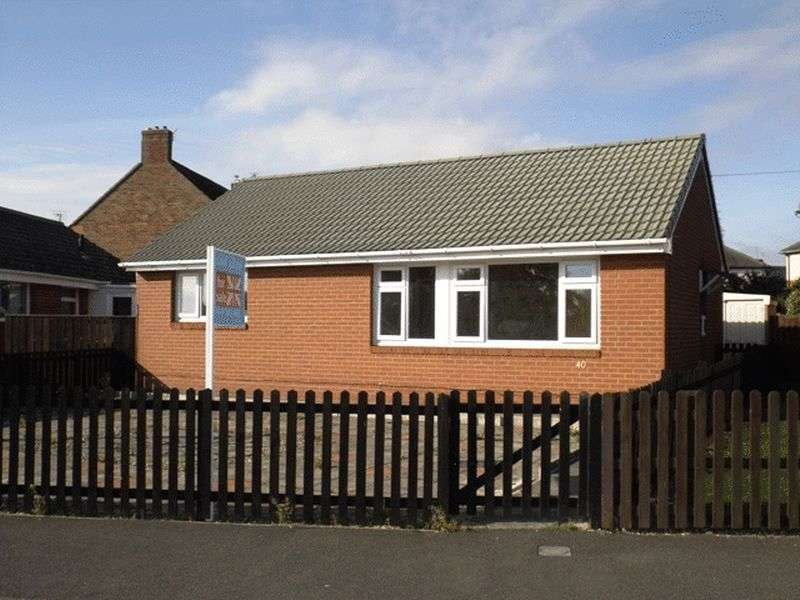 2 Bedrooms Bungalow for sale in Eleventh Avenue, Morpeth - Two Bedroom Detached Bungalow