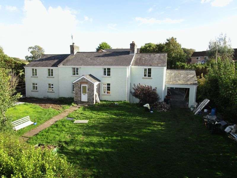 5 Bedrooms Detached House for sale in Ydfa, Corntown, Vale of Glamorgan, CF35 5BB