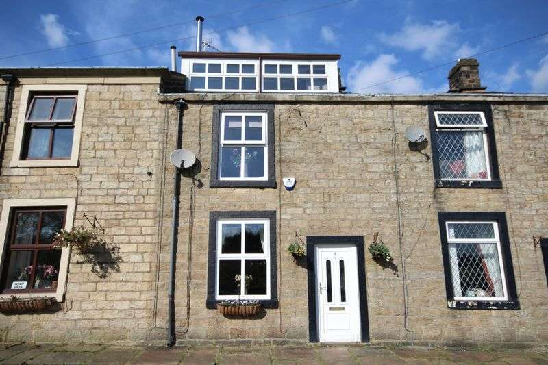 4 Bedrooms Cottage House for sale in SMALLSHAW ROAD, Lanehead, Rochdale OL12 6BH