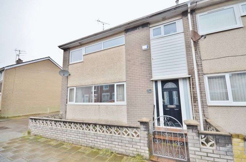 3 Bedrooms Terraced House for sale in Cumberland Street, Workington