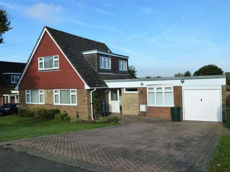 4 Bedrooms House for sale in BOOKHAM / FETCHAM BORDERS - SUPERB CHALET STYLE FAMILY HOME -ANNEXE POTENTIAL