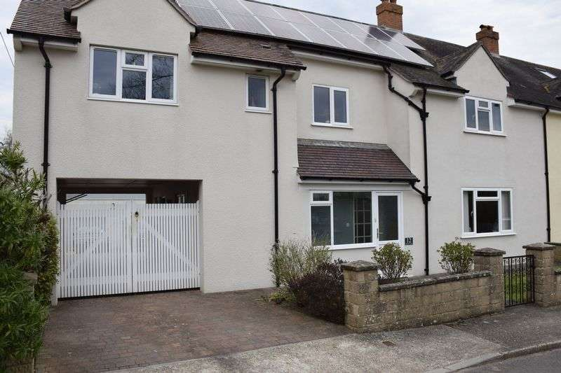4 Bedrooms Semi Detached House for sale in 12 HALF ACRE LANE, BEAMINSTER