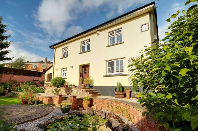 5 Bedrooms Detached House for sale in 37 Wonford Street, Exeter
