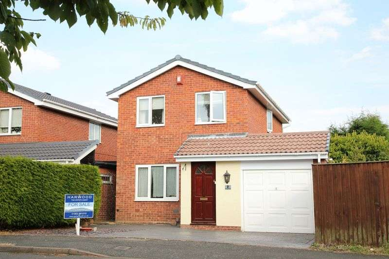 3 Bedrooms Detached House for sale in Manchester Drive, Apley