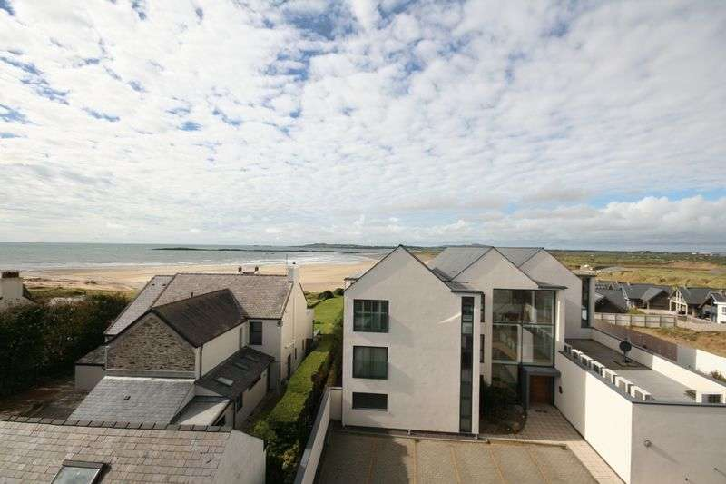 4 Bedrooms Terraced House for sale in Rhosneigr, Anglesey