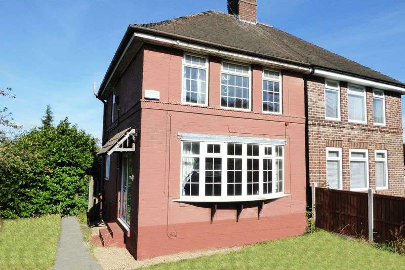 3 Bedrooms Semi Detached House for sale in Madehurst Road, Sheffield