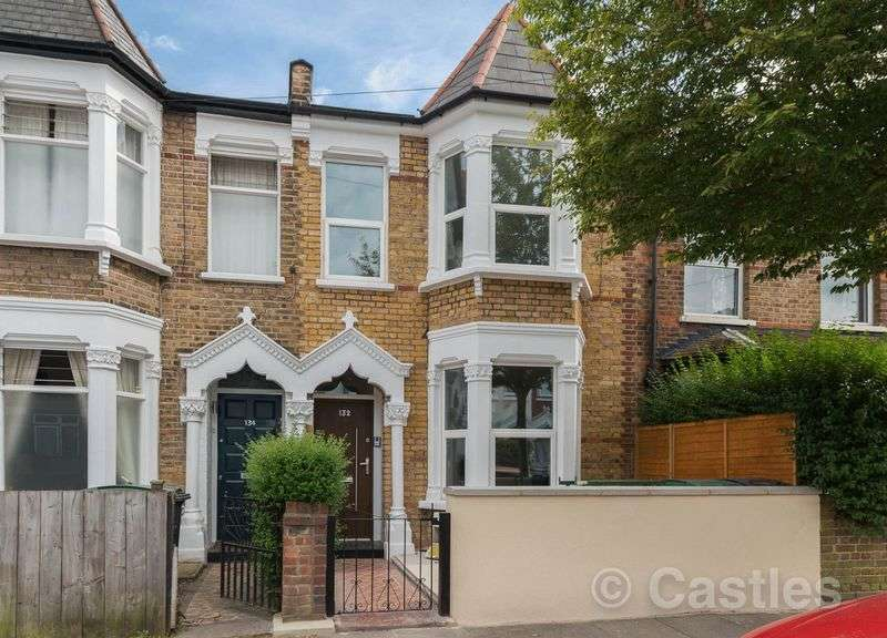 3 Bedrooms Terraced House for sale in Fairfax Road N8