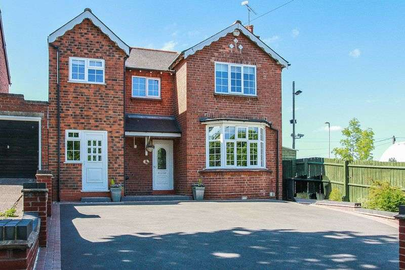 4 Bedrooms Detached House for sale in Lilley Lane, West Heath, Birmingham