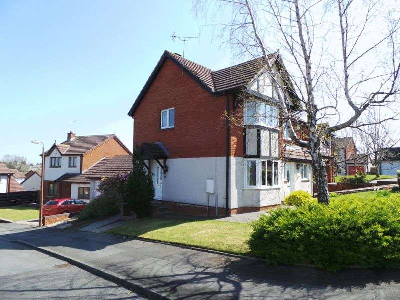 2 Bedrooms Semi Detached House for sale in Berkeley Grange, Carlisle