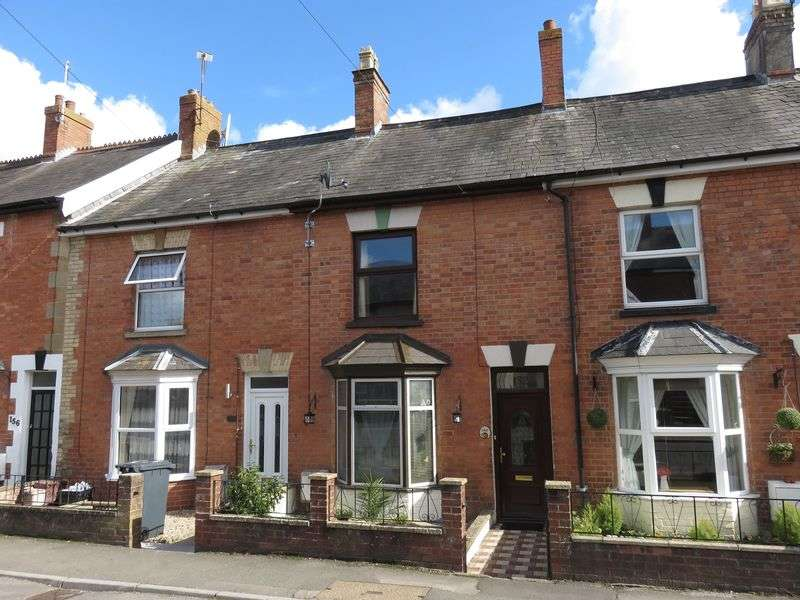 2 Bedrooms Terraced House for sale in Combe Street, Chard