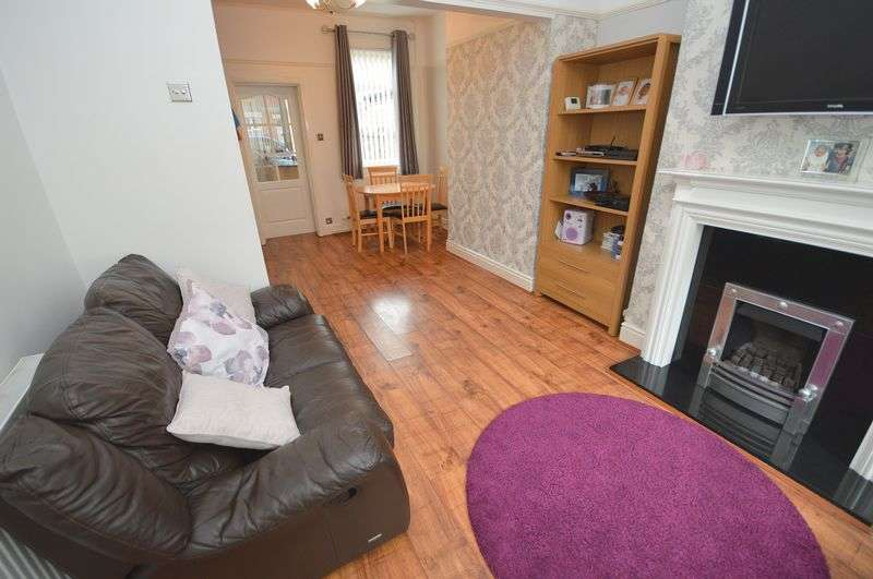 2 Bedrooms Terraced House for sale in Belvoir Road, Widnes