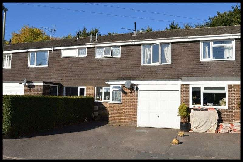 3 Bedrooms Terraced House for sale in Aintree Road, Calmore