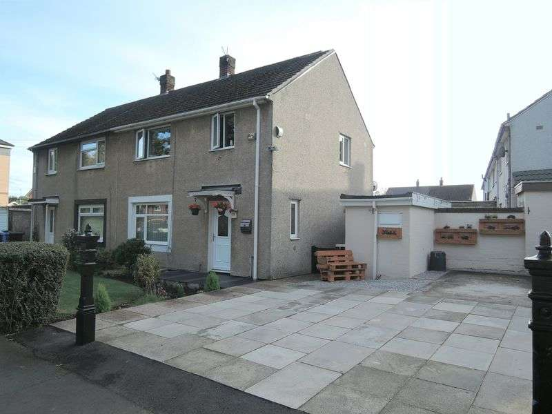 3 Bedrooms Semi Detached House for sale in Portway, Manchester