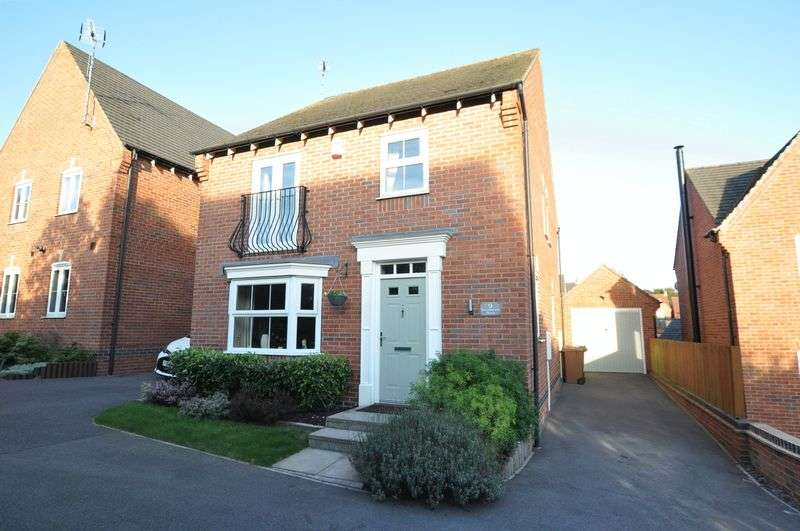 4 Bedrooms Detached House for sale in Greenmount Street, Church Gresley