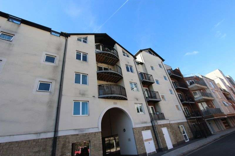 2 Bedrooms Flat for sale in Admirals Wharf - City Centre