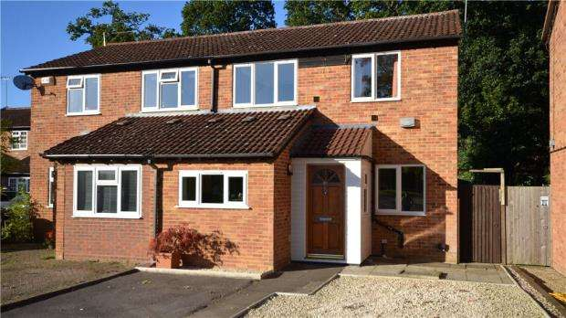 3 Bedrooms Semi Detached House for sale in Priors Way, Maidenhead, Berkshire