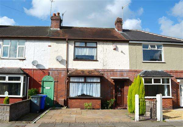 2 Bedrooms Town House for sale in Grice Road, Hartshill, Stoke on Trent