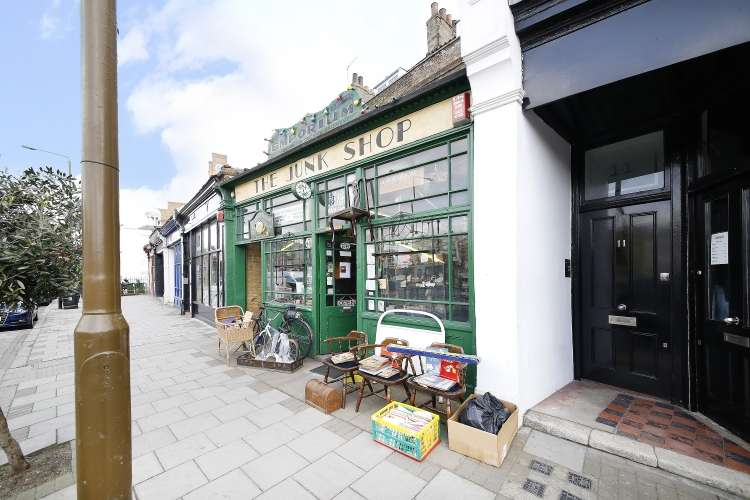 Retail Property (high Street) Commercial for sale in Greenwich South Street Greenwich SE10