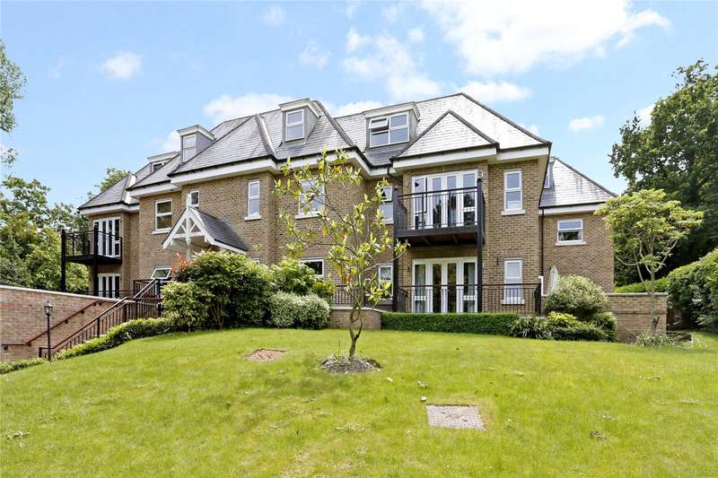 2 Bedrooms Flat for sale in Long Gables, 10 South Park, Gerrards Cross, Buckinghamshire, SL9