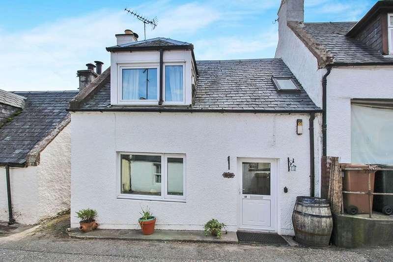 2 Bedrooms Semi Detached House for sale in Margaret Street, Avoch, IV9