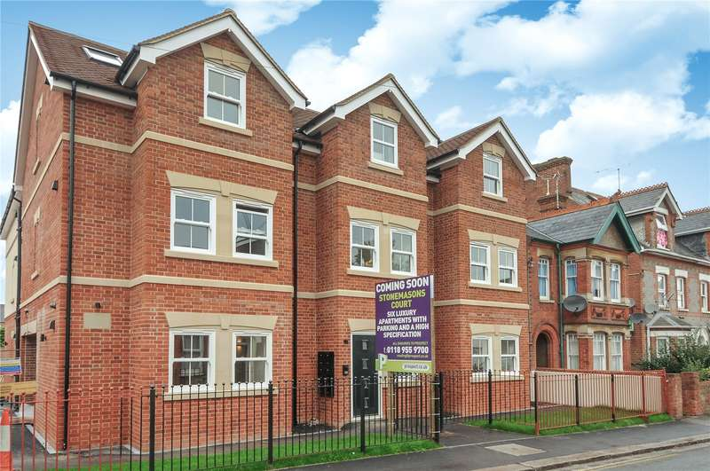 2 Bedrooms Apartment Flat for sale in Prospect Street, Reading, Berkshire, RG1