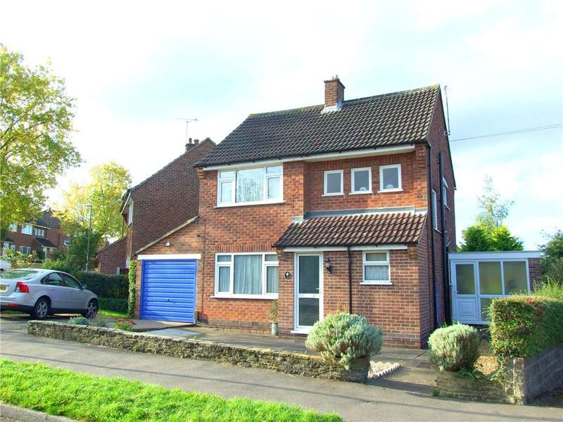 4 Bedrooms Detached House for sale in Portreath Drive, Darley Abbey, Derby, Derbyshire, DE22