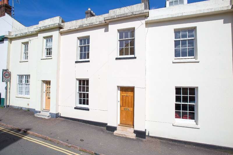 4 Bedrooms Terraced House for sale in 2 Seymour Place, Totnes
