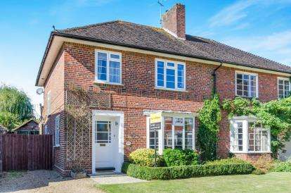 4 Bedrooms Semi Detached House for sale in Bassett Green, Southampton, Hampshire