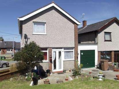 2 Bedrooms Link Detached House for sale in Llys Geraint, Bangor, Gwynedd, North Wales, LL57