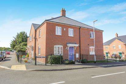 2 Bedrooms End Of Terrace House for sale in Bridge View, Shefford, Bedfordshire, England