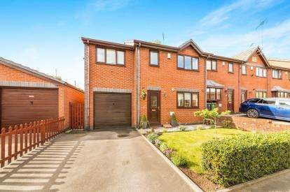 4 Bedrooms End Of Terrace House for sale in Oaken Street, Ashton-Under-Lyne, Ashton, Greater Manchester