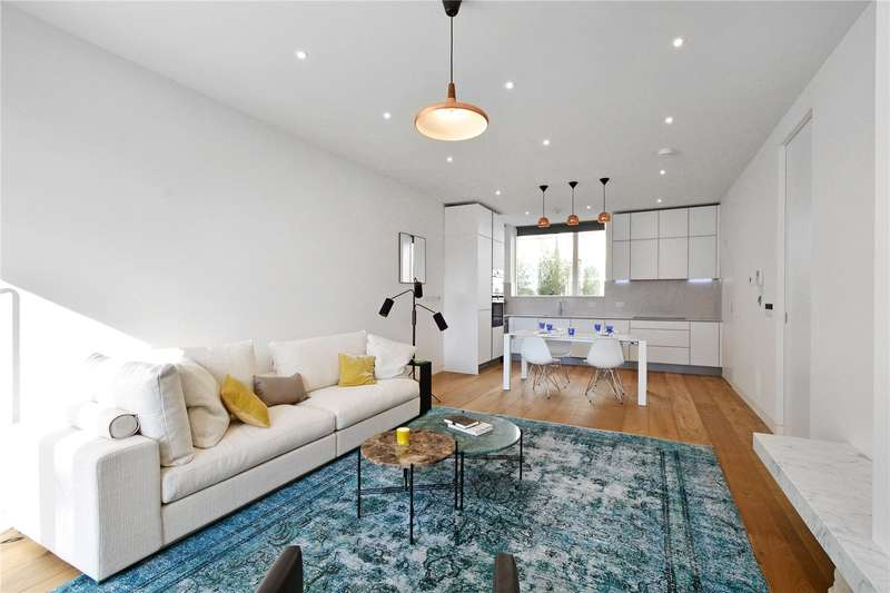 4 Bedrooms House for sale in Melody Lane, Highbury Grange, N5