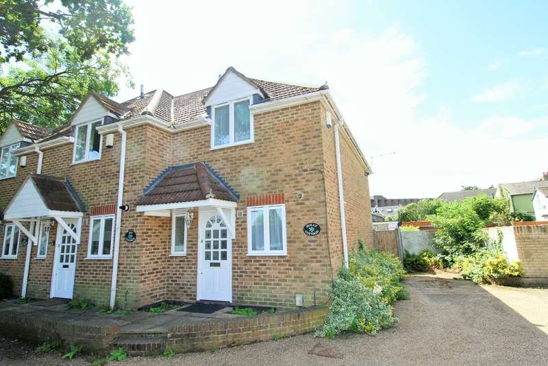 2 Bedrooms End Of Terrace House for sale in Groom Close, Bromley