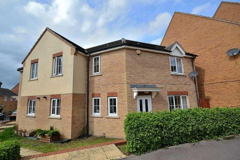 3 Bedrooms Semi Detached House for sale in Cormorant Way, Leighton Buzzard