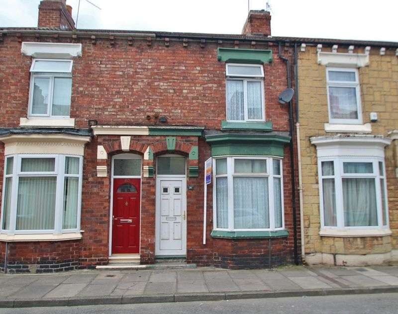 2 Bedrooms Terraced House for sale in Pelham Street, Middlesbrough