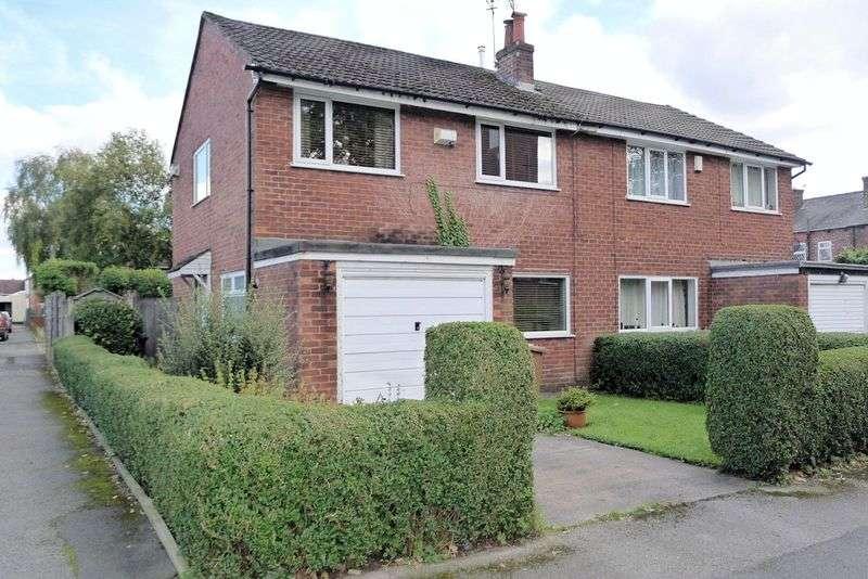 3 Bedrooms Semi Detached House for sale in Barnside Avenue, Walkden