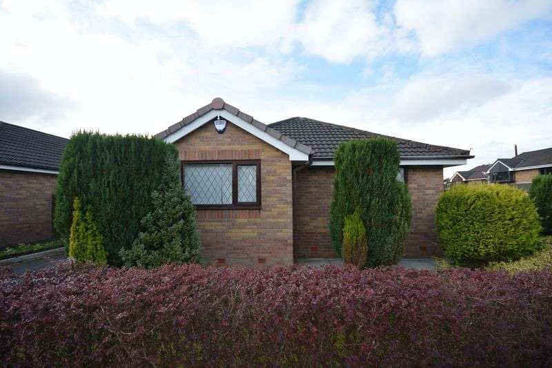2 Bedrooms Detached Bungalow for sale in Sherbourne Road, Baxenden