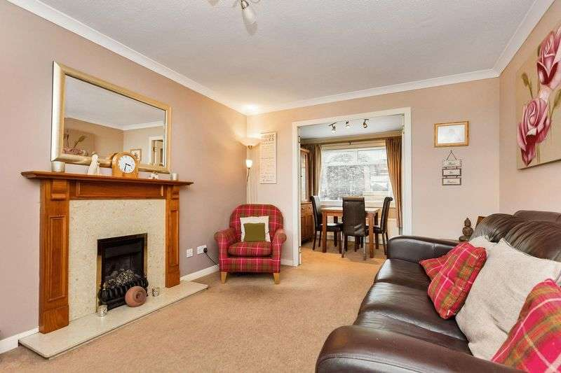 2 Bedrooms Semi Detached House for sale in Douglas Drive, Dunfermline