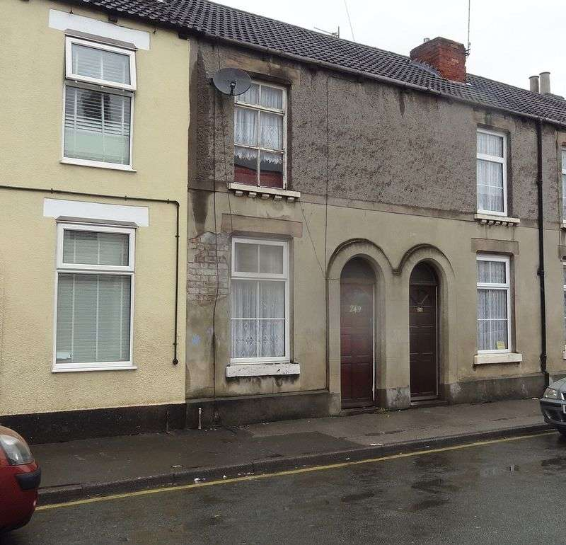 3 Bedrooms Terraced House for sale in Uxbridge Street, Burton-On-Trent