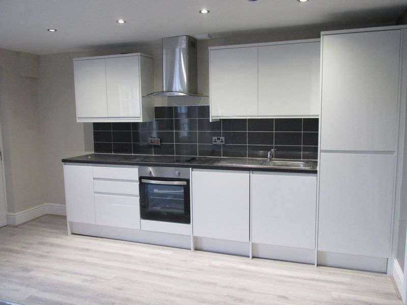 1 Bedroom Flat for sale in Hamilton Square, Birkenhead