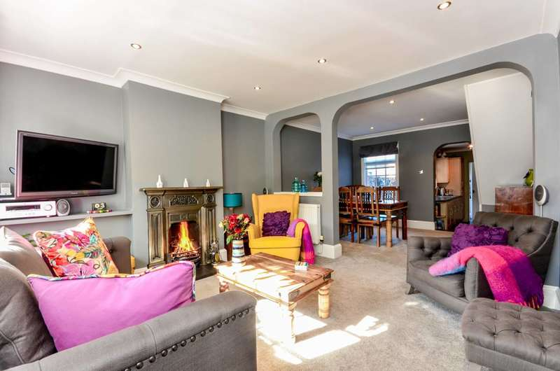 2 Bedrooms House for sale in Albany Road, Brentford, TW8