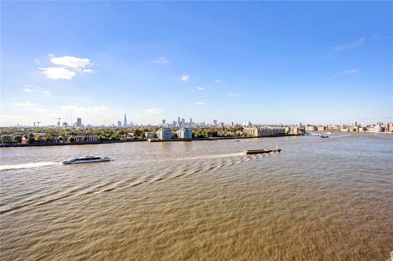 2 Bedrooms Flat for sale in Naxos Building, Hutchings Street, London, E14